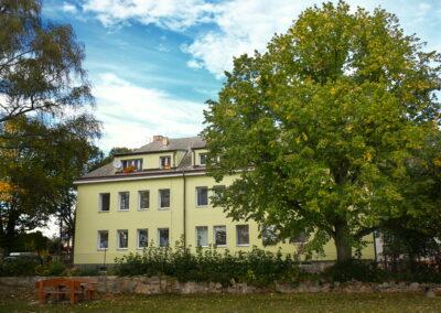 Dům s pečovatelskou službou Třešť